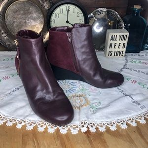 Isaac Mizrahi Live! Ankle Bootie Size 6.5